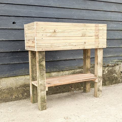 Softwood Reclaimed High Planters