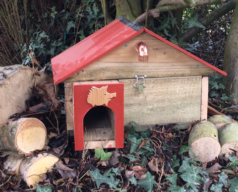 Hedgehog Homes