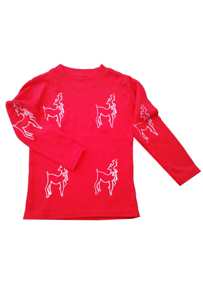 Baby Prancer Christmas Jumper