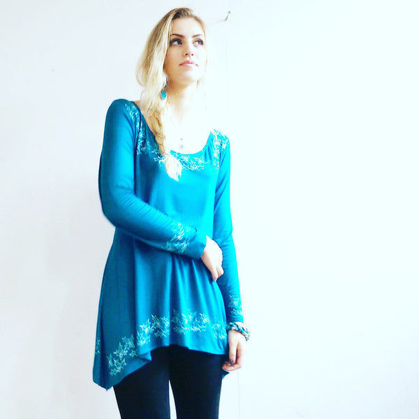 The Holly & The Ivy Tunic...