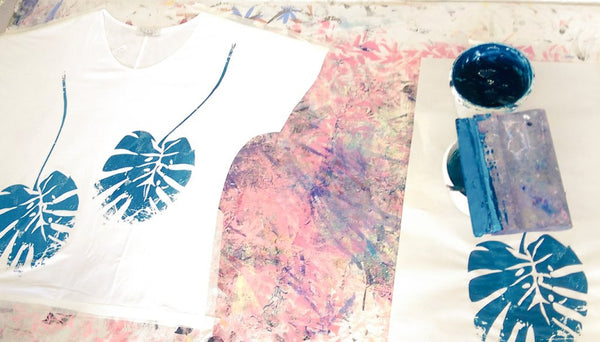 SEW & PRINT YOUR OWN TEE: Bespoke Package