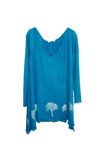 Silver Oak Tree Tunic