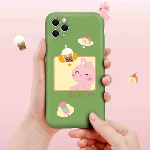 Boba Buddies iPhone Case