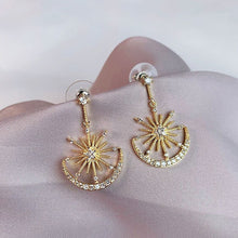 Load image into Gallery viewer, Starcross Vintage Earrings