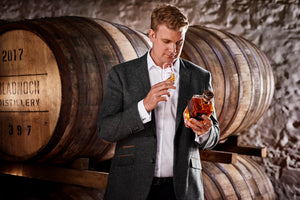 Bladnoch Single Casks Virtual Tasting with Master Distiller Dr. Nick Savage