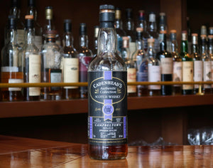 Cadenhead's Authentic Collection Springbank 1989 13yo Sherry Puncheon, 56.1%