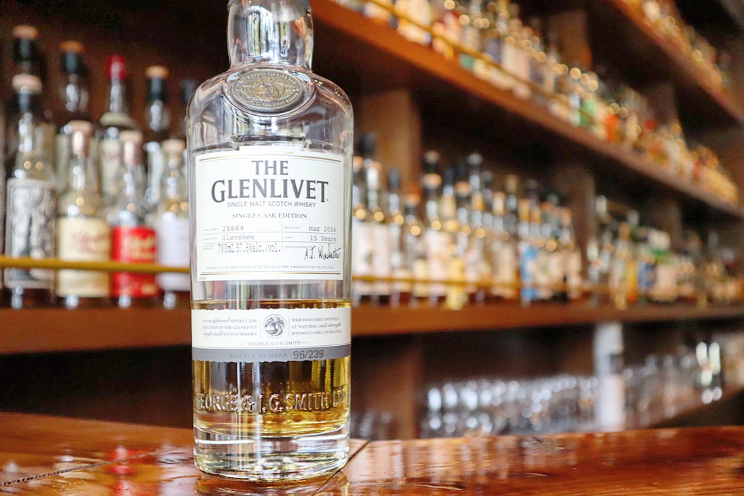 Glenlivet Single Cask