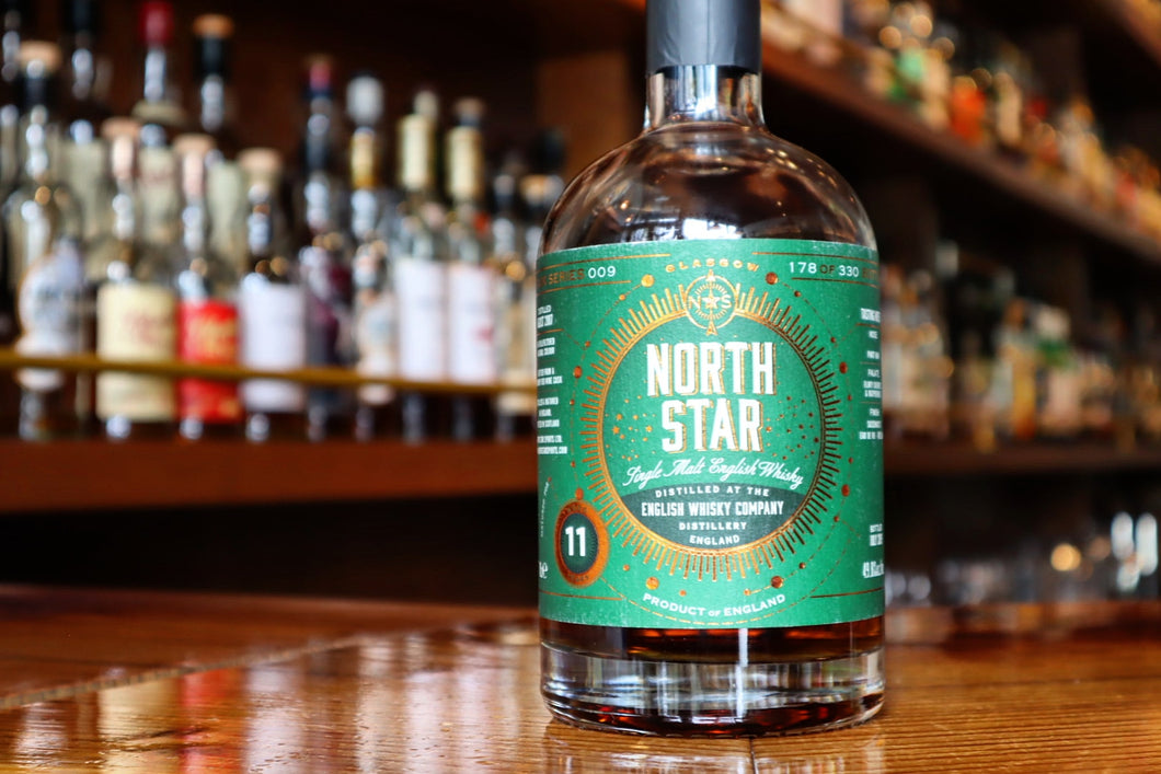 North Star English Whisky 2007/2019 11yo Burgundy Barrel, 49.8%