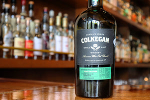 Colkegan Single Malt Cask Strength, 59%