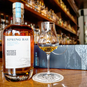 Spring Bay for Whisky Lovers Australia Bourbon Cask Matured, 64.3%
