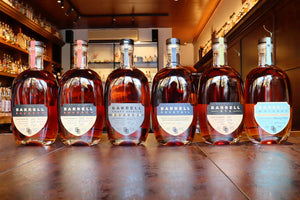 Barrell Craft Spirits Virtual Tasting with National Director, Will Schragis