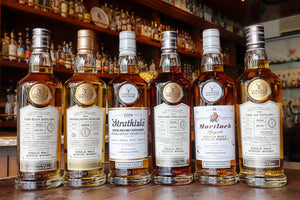Gordon and Macphail Virtual Tasting with Richard Urquhart & Neil Farquhar