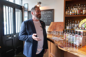 Father's Day Boutique-y Whisky Virtual Tasting with Dave Worthington & Simon McGoram