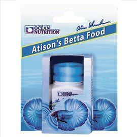 OCEAN NUTRITION ATISON'S BETTA FISH FOOD PELLETS 15G