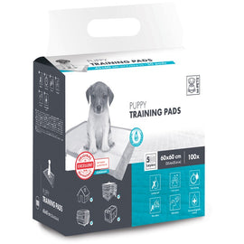 M-PETS PUPPY TRAINING PADS 60X60CM 100PK
