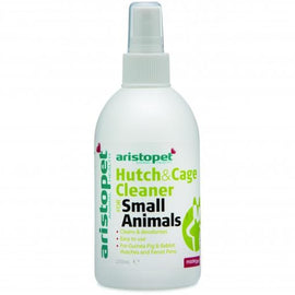 ARISTOPET SMALL ANIMALS HUTCH CLEANER 250ML