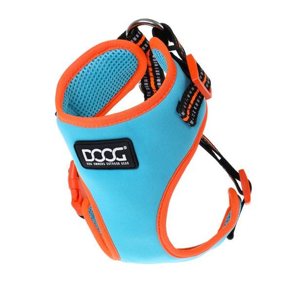 DOOG NEOFLEX DOG HARNESS BEETHOVEN (NEON) - LARGE