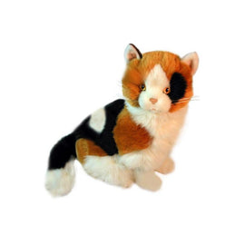BOCCHETTA PLUSH SOFT TOY CALICO CAT (ALFIO)