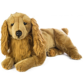 BOCCHETTA PLUSH SOFT TOYS COCKER SPANIEL (LEXIE)