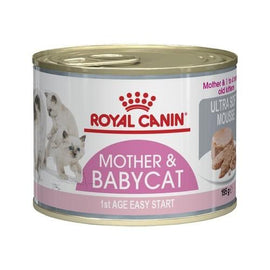 ROYAL CANIN MOTHER & BABY CAT WET FOOD 195G