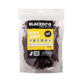BLACKDOG DUCK JERKY 1KG