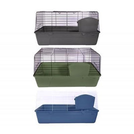 PET ONE SMALL ANIMALS CAGE 69 X 44 X 36.5CM