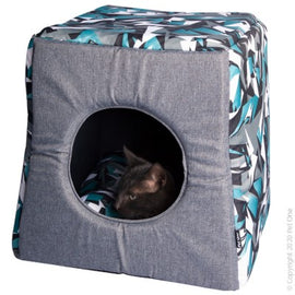 PET ONE CAT CUBE CRYSTAL SHARDS