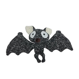 FURRY FACE CUDDLERS BAT SOFT DOG TOY