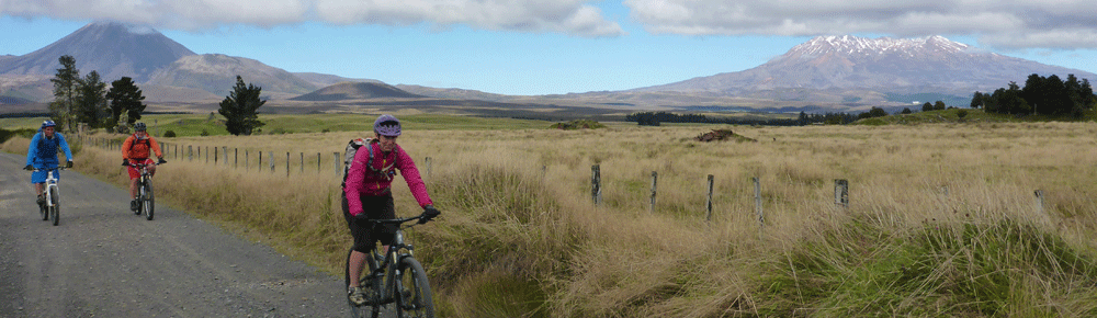 A Riding Weekend at the Chateau Tongariro