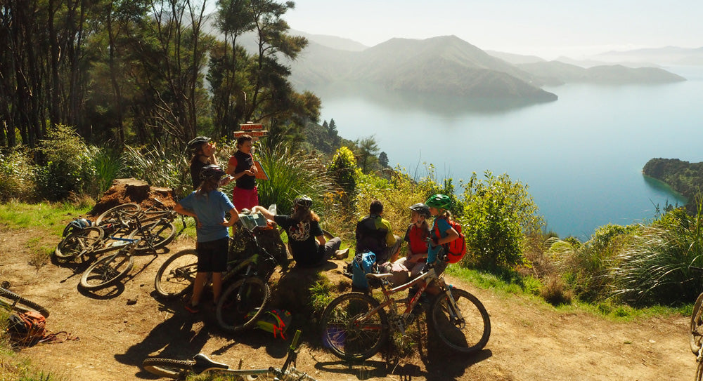WORD UP: The Queen Charlotte Track
