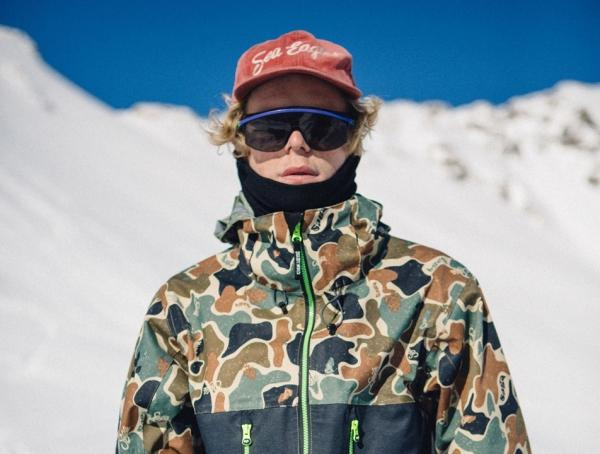 Interview with Jamesa Hampton, Freeride Skier