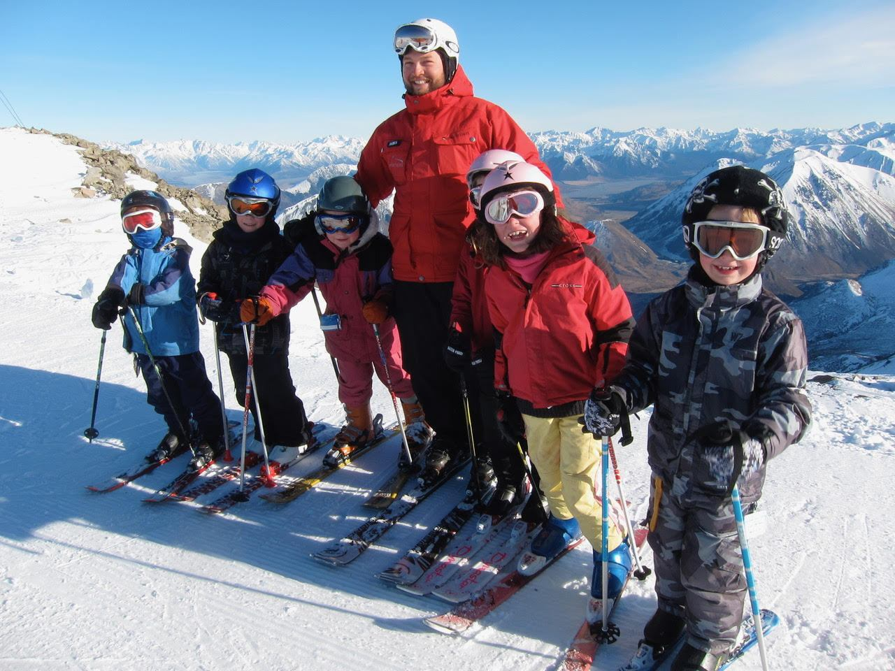 Why Skiing is Good for Kids