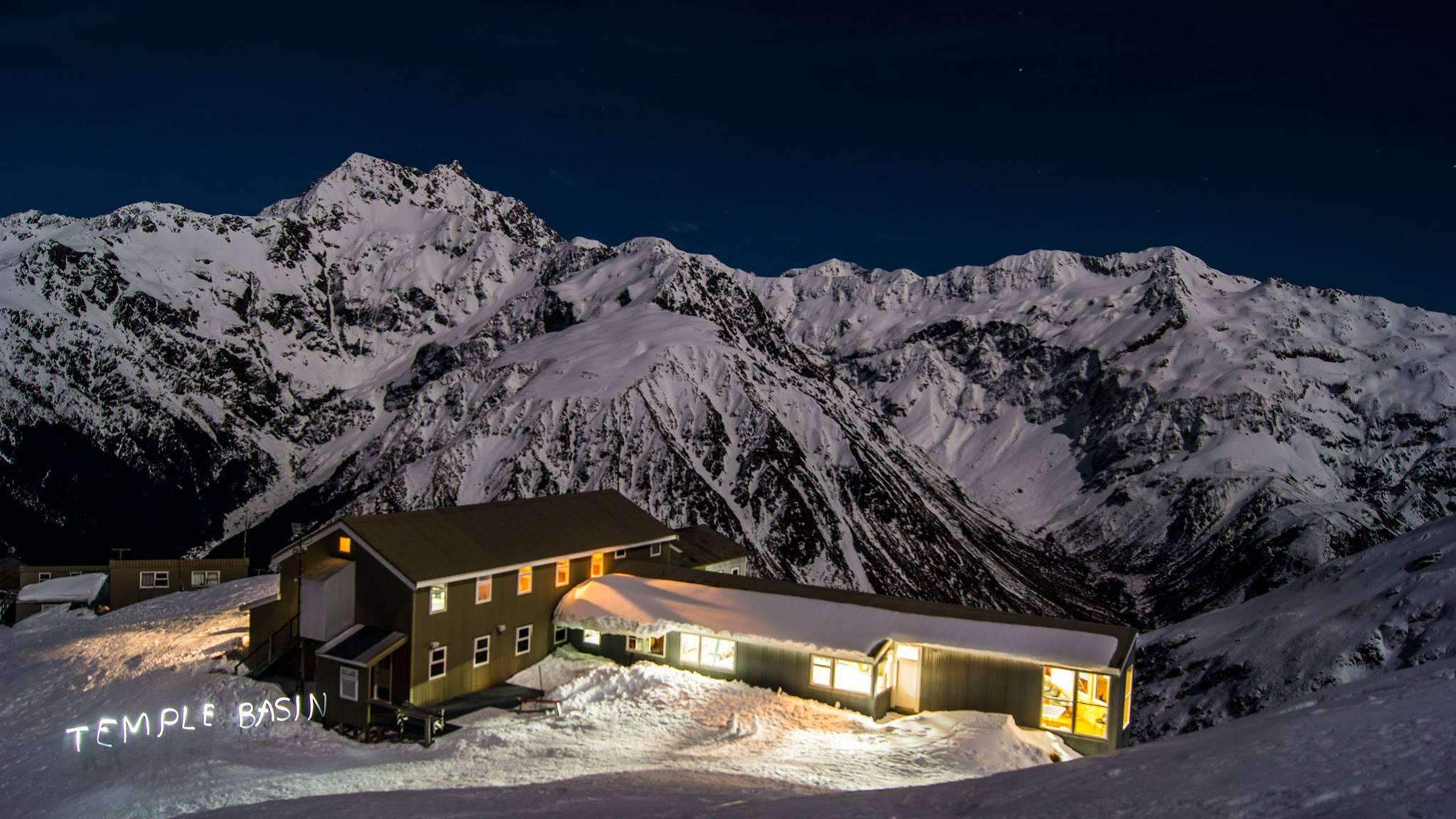 The Secret Weapon of Club Field Skiing...On-Mountain Accommodation