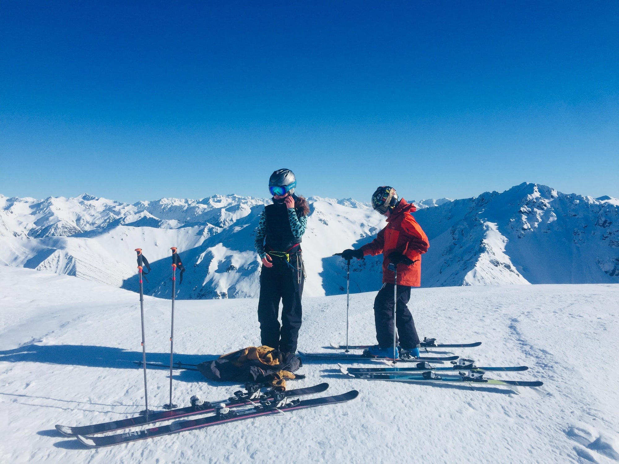 More to Skiing than Express Lifts and $10 Pies - Chillout