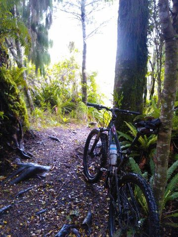Chill Dirt Features Akatarawa Ranges by Andrew Waddel