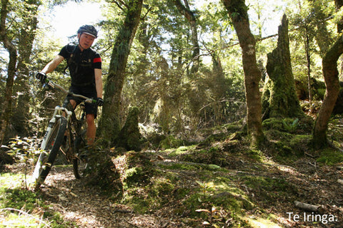 Chill Dirt Features Four Days in Taupo by Paul Smith