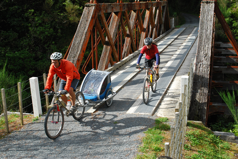 Chill Dirt Features Rimutaka Cycle Trail