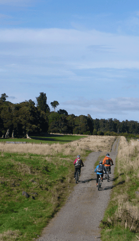 Chill Dirt Features Riding Weekend at Chateau Tongariro