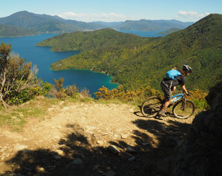 Chill Dirt Features WORD UP: The Queen Charlotte Track