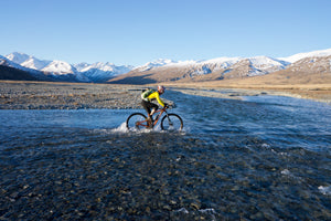 Chill Dirt Features Tekapo Magic by Dave Mitchell