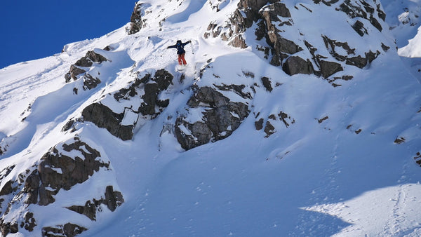 Chill Alpine Features Last Minute Strike Mission By Ben Hume