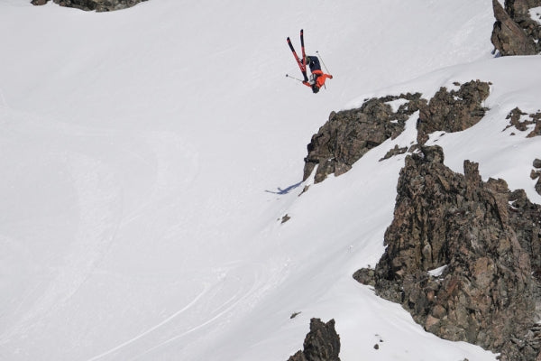 Chill Alpine Features Mount Olympus Freeride Open 2019 By Ben Hume.