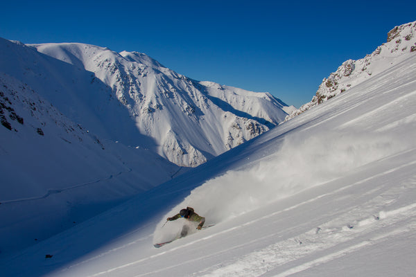 Chill Alpine Features Liftlines or Nutcrackers: Some Thoughts on Why We Ski By Nick Pascoe