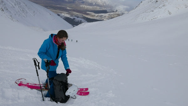 Chill Alpine Features 2019 Snow Safety Course By Imogen Van Pierce