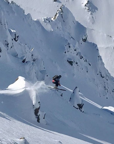 Chill Alpine Features Powder skiing for economists by Sam Masters