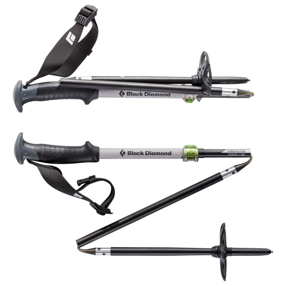 Black Diamond Compactor Ski Poles (S17) - Chillout