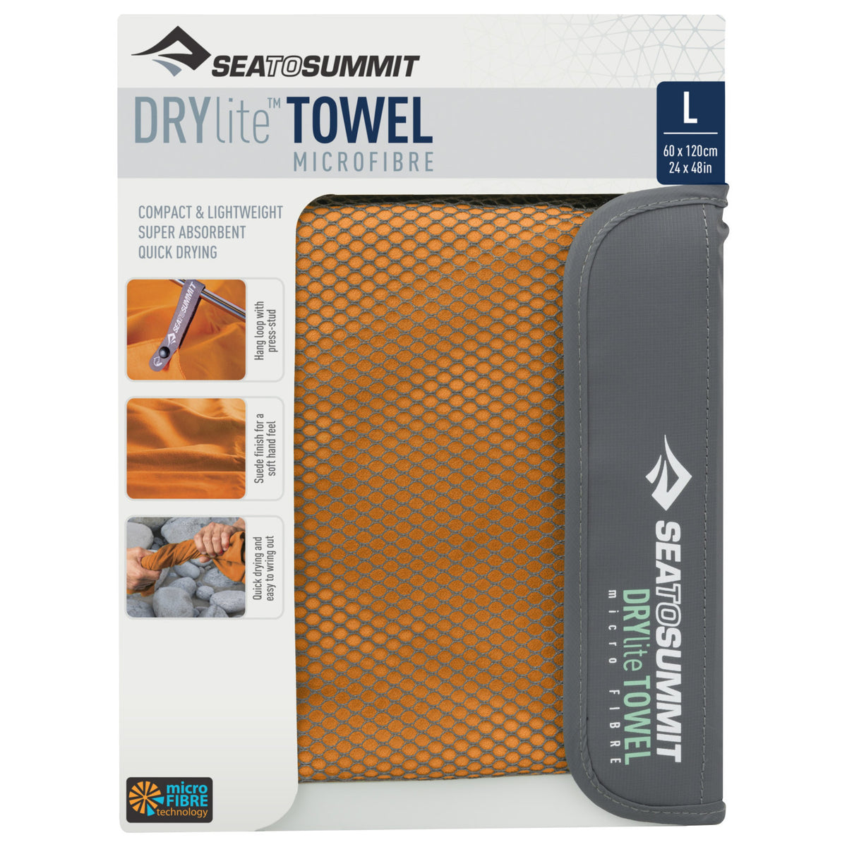 Sea to Summit Drylite Towel Large