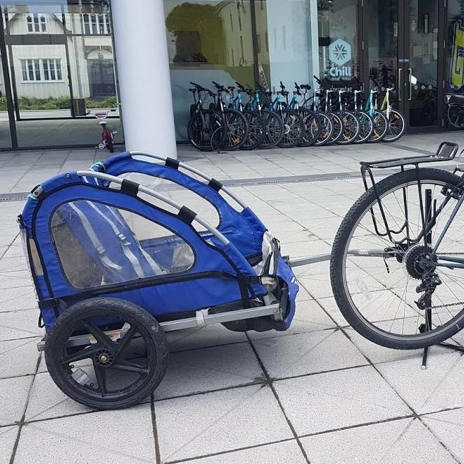 Bike Trailer - Hire - Chillout