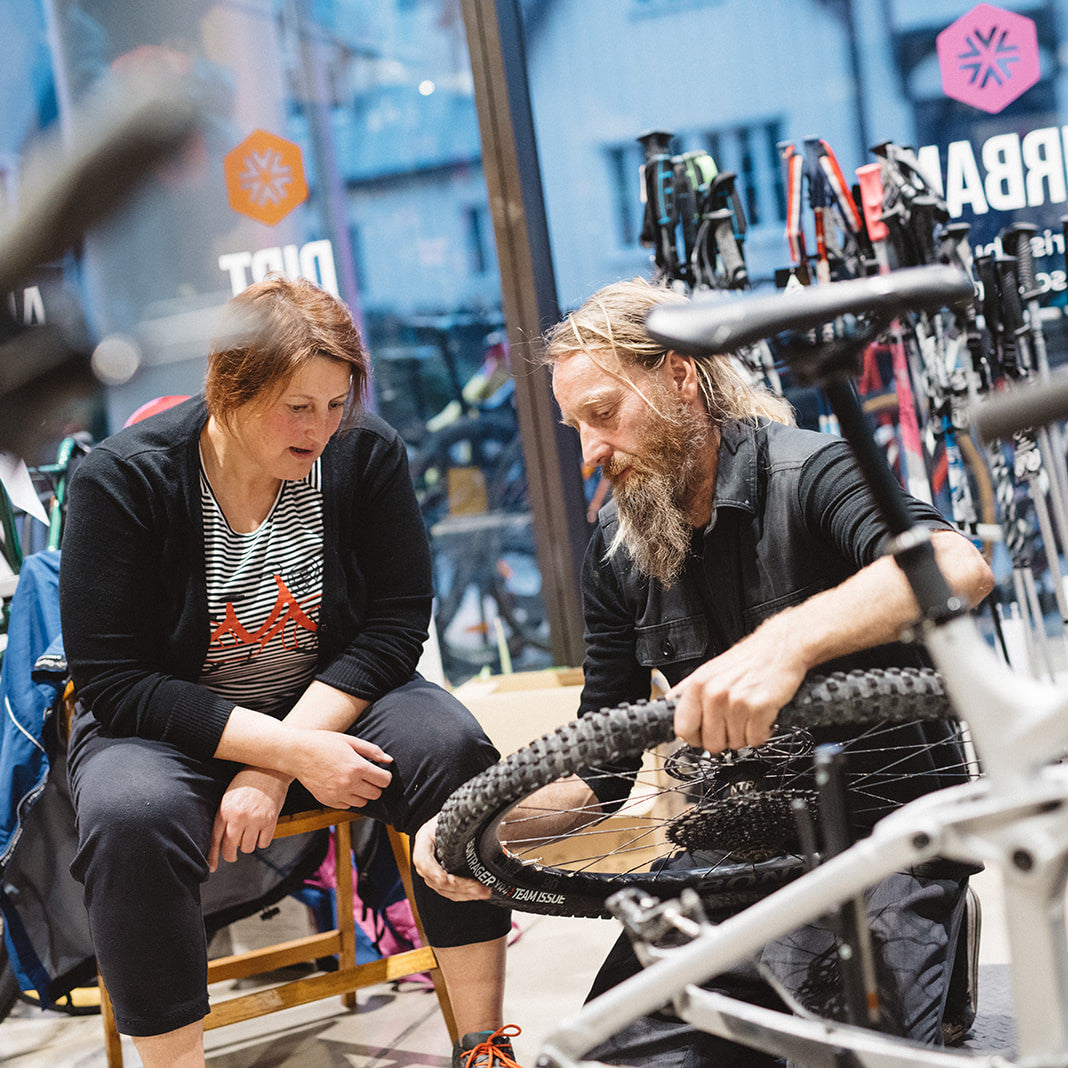 Women's Only Bike Maintenance Workshop 102