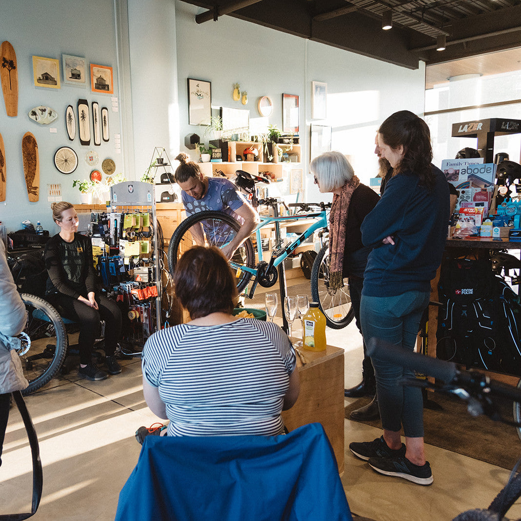 Women's Only Bike Maintenance Workshop 101